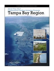Tampa Bay Region - Southwest Florida Water Management District