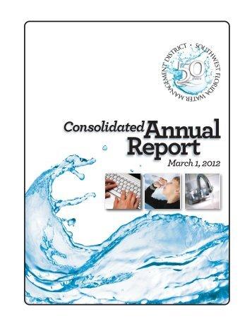 Project Descriptions - Southwest Florida Water Management District