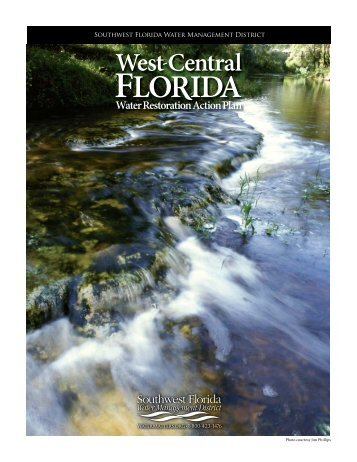 West-Central Florida Water Restoration Action Plan - Southwest ...