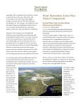 West-Central Florida Water Restoration Action Plan - Southwest ... - Page 3