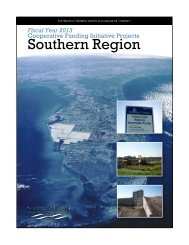 Southern Region - Southwest Florida Water Management District