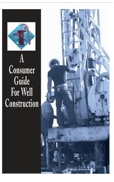 Well Construction Consumer Guide - Southwest Florida Water ...