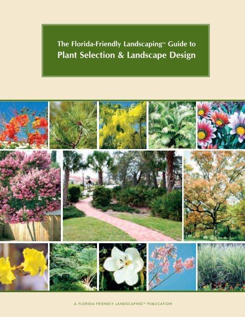 Plant Selection & Landscape Design - Southwest Florida Water ...