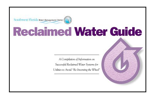 Reclaimed Water Guide - Southwest Florida Water Management ...