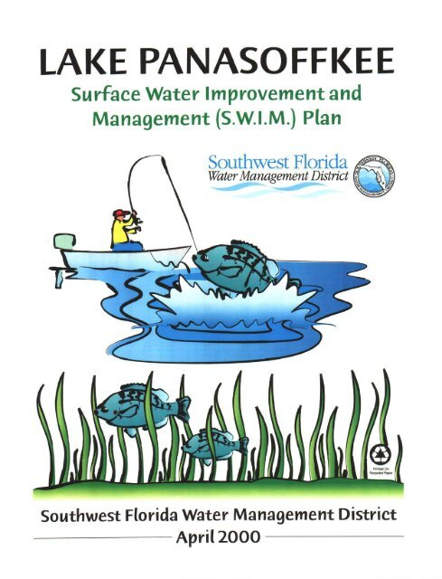 Lake Panasoffkee SWIM Plan - Southwest Florida Water ...