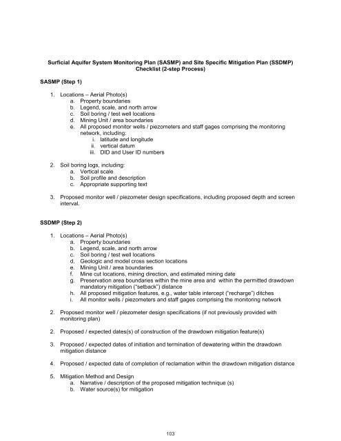 notebook - Southwest Florida Water Management District