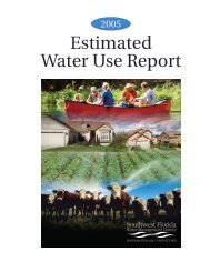 Estimated Water Use Report - Southwest Florida Water ...