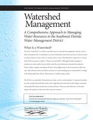 Watershed Management - Southwest Florida Water Management ...