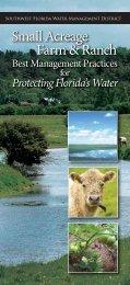 Small Acreage Farm & Ranch - Southwest Florida Water ...