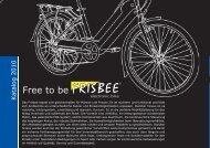 electronic bike - Frisbee