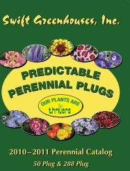 50 Plug 288 Plug - Swift Greenhouses Inc.