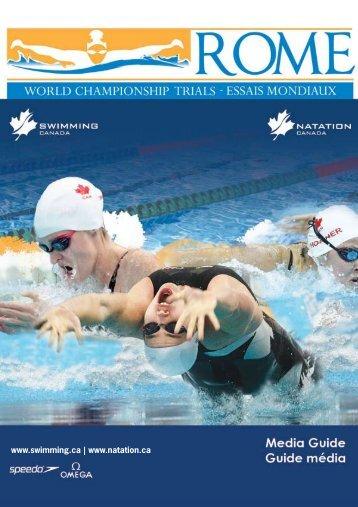 www.swimming.ca | www.natation.ca