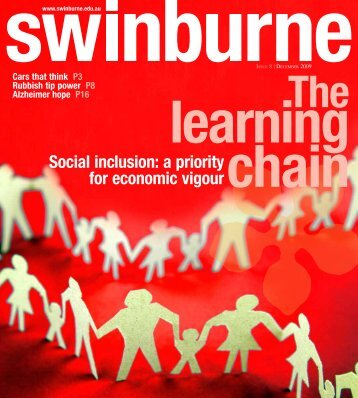 December 2009 - Swinburne University of Technology