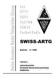 1999 / 6 - swiss-artg