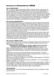 Bedienungsanleitung im PDF - swiss-artg