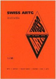 1993-1a - Swiss ARTG