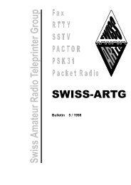 1998-5 - Swiss ARTG