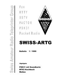 1999-1 - Swiss ARTG