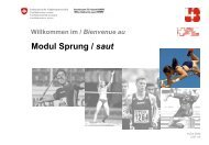Leichtathletik - Swiss Athletics