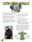 Operations Manual armadillo - Advanced Diver Magazine - Page 4