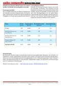 Dyneema (Spectra) Hochmodulfasern - Suter Swiss-Composite Group - Page 2