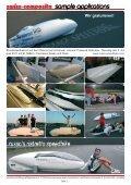 Bilder, was unsere Kunden bauen. - Suter Swiss-Composite Group - Page 5