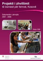 WBDP experiences (Albanian version)