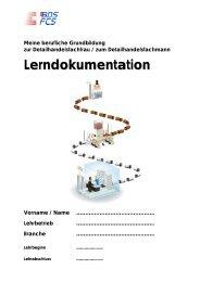 Lerndokumentation DHF - Swissavant
