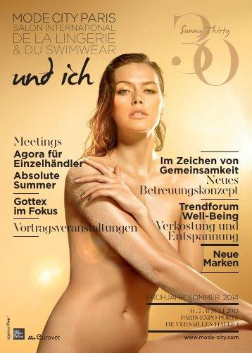 Programm der Messe - Swiss Fashion Stores