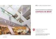 Commerce de détail - EKAS - Swiss Fashion Stores