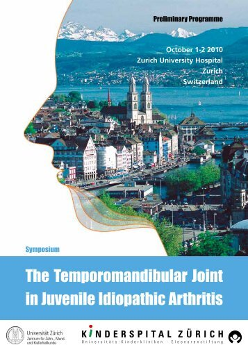 The Temporomandibular Joint in Juvenile Idiopathic Arthritis