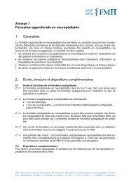 Neuropédiatrie - Société Suisse de Pédiatrie