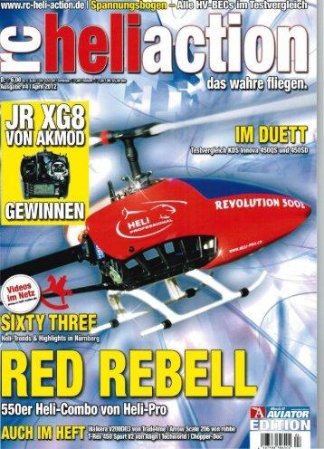 Testbericht (RTF-Version) - Swiss RC Helistuff