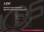 inkl. Deutsche Anleitung! - Swiss RC Helistuff