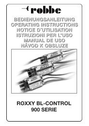 ia-Anleitung Regler:Layout 1.qxd - Swiss RC Helistuff