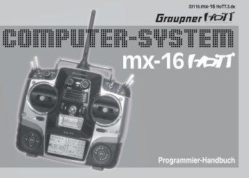 Programmier-Handbuch - Swiss RC Helistuff
