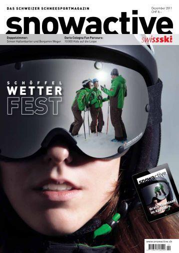 2011 Dezember: «Wetterfest» (2.2 MB) - Swiss-Ski