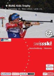 Samstag 16. März 2013, Lenk i.S. - Swiss-Ski
