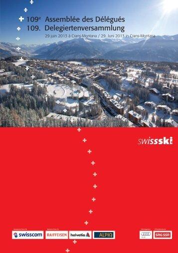 Programme - Swiss-Ski