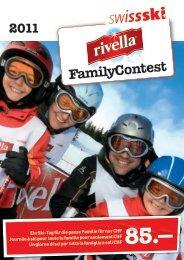 Ein Ski-Tag für die ganze Familie für nur CHF Journée à ... - Swiss-Ski