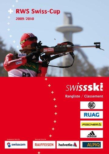 RWS Swiss-Cup - Swiss-Ski