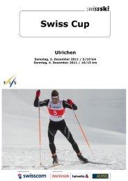 Ulrichen - Swiss-Ski