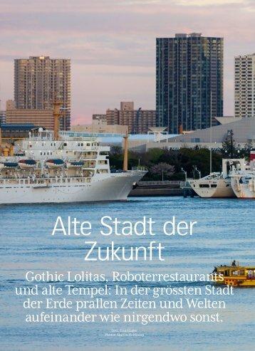 Alte Stadt der Zukunft - Swiss