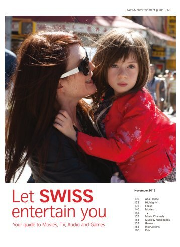 Let SWISS entertain you