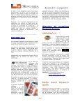 Nuestro Socio del Mes - Cámara Chileno-Suiza de Comercio AG - Page 5