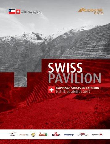 EMPRESAS SUIZAS EN EXPOMIN 9 al 13 de abril de 2012