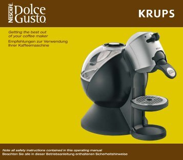 L - Dolce Gusto