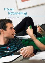 Guidelines zur Heimverkabelung - Swisscom