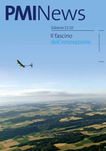 Il fascino dell'innovazione. - Swisscom