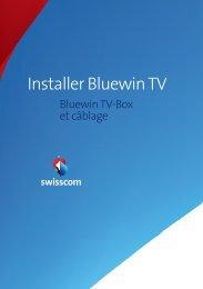 Installer Bluewin TV - Swisscom
